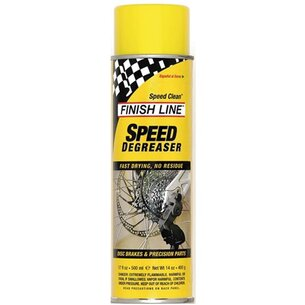 Finish Line Line Speed Clean Degreaser   558ml