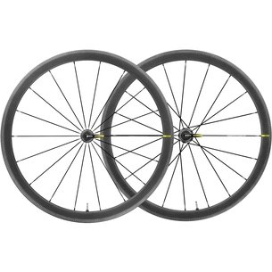 Mavic Cosmic Pro Carbon UST Tubeless Rim Brake 700c Road Wheelset   No Tyre