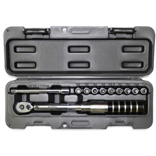 FWE 2 15 Nm Torque Wrench Set With Extender Bar