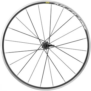 Mavic Aksium Clincher Rim Brake 700c Road Rear Wheel