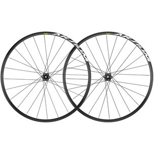 Mavic Aksium Clincher 6 Bolt Disc Brake 700c Road Wheelset