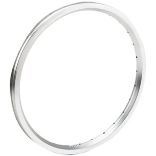 Brompton 16 Inch Doublewall Rim, Angle Drilled