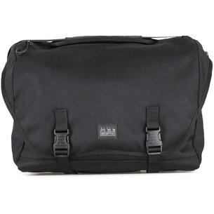 Brompton Metro Messenger Bag   Large Black
