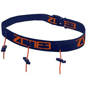 Zone3 Race Belt With Gel Loops