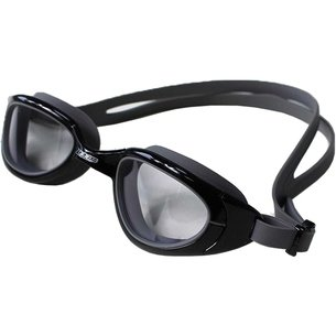 Zone3 Attack Swim Goggles   Photochromatic Lens   Black Grey