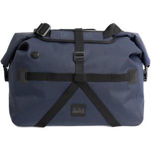 Brompton Borough Waterproof bag, Large, Navy with Frame