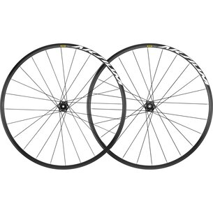 Mavic Aksium Clincher Centrelock Disc Brake 700c Road Wheelset