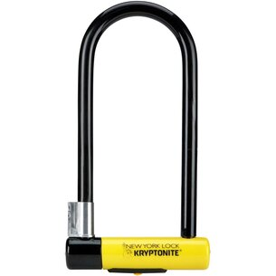 Kryptonite New York Long Shackle D Lock Sold Secure Gold