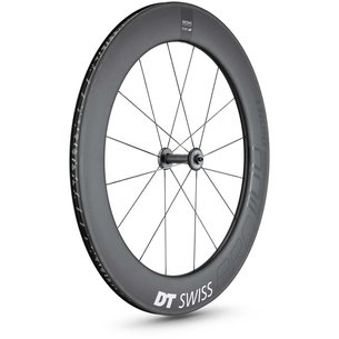DT Swiss 1100 Dicut 80mm Clincher Rim Brake 700c Road Bike Front Wheel