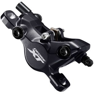 Shimano XT M8100 Disc Brake Assembly   2 Pot   Post Mount