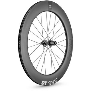DT Swiss 1400 Dicut 80mm Clincher Disc Brake 700c Road Bike Rear Wheel