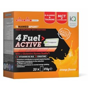 NAMEDSport Fuel Active 20 Sachets