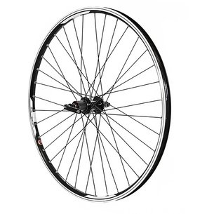 "Raleigh 27.5"" Rear Rim Brake QR Wheel   8 9 Speed Cassette"