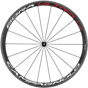 Bora Ultra 35 Clincher Rim Brake 700c Road Wheelset   Campagnolo Freehub