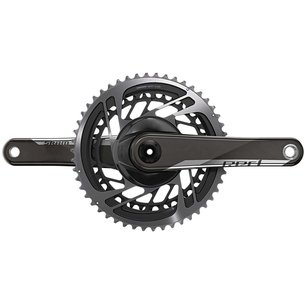 SRAM Red DUB Road Double Chainset   46 33