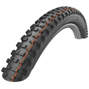 Schwalbe Hans Dampf Addix Soft Supergravity Folding 27.5 x 2.35 Tubeless Mountainbike Tyre