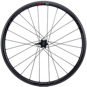 Zipp 202 Clincher Rim Brake 700C Road  Rear Wheel