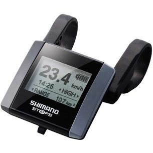 Shimano Steps E6000 Display