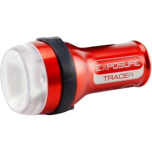 Exposure TraceR Rear Light with DayBright   75 Lumen