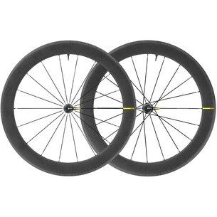 Mavic Comete Pro Carbon UST Tubeless Rim Brake 700c Road Wheelset   No Tyre