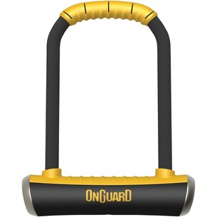OnGuard Pitbull 8003 D Lock Sold Secure Gold