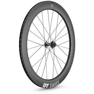 DT Swiss Swiss ARC 1400 Dicut 62mm Clincher Disc Brake 700c Road Bike Front Wheel