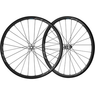 Shimano RS770   C30 Tubeless Compatible Disc Brake 700c Front Wheel