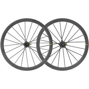 Mavic Cosmic Ultimate Tubular Rim Brake 700c Road Wheelset