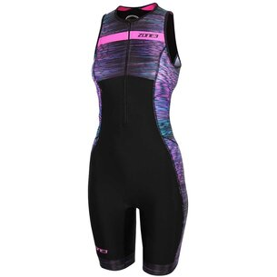 Zone3 Activate Plus Momentum Sleeveless Womens Tri Suit