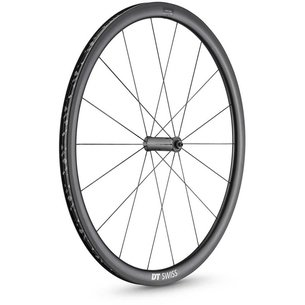 DT Swiss Dicut Mon Chasseral Clincher Rim Brake 700c Road Bike Front Wheel