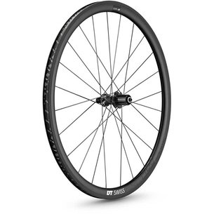 DT Swiss 1400 Spline 35 Clincher Rim Brake 700c Shimano Rear Wheel