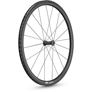 DT Swiss Swiss PRC 1400 Spline 35 Clincher Rim Brake 700c Front Wheel