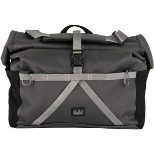 Brompton Borough Roll Top Bag with Frame