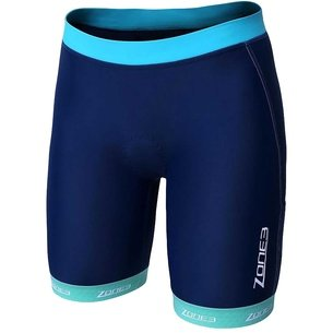 Zone3 Womens Lava Long Distance Waist Short