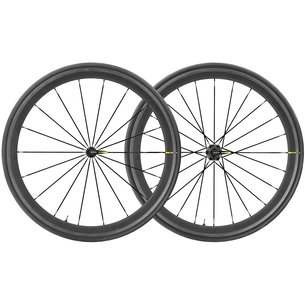 Mavic Cosmic Pro Carbon UST Tubeless Rim Brake 700c Road Wheelset