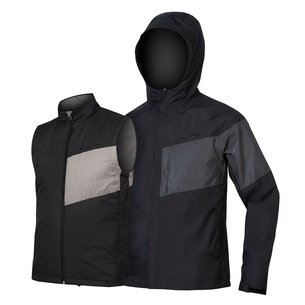 Endura Urban Luminite 3 in 1 Jacket II