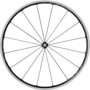 Shimano RS700   C30 Tubeless Compatible QR 700c Front Wheel