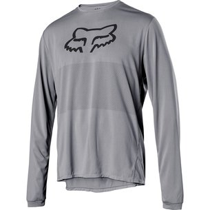 Ranger Fox Head Long Sleeve Jersey