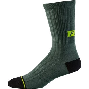 Fox 8 Inch Trail Cushion Sock