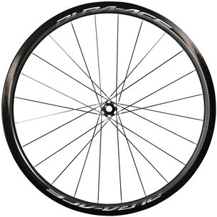 Shimano Dura Ace R9170 C40 Carbon Clincher Tubeless Compatible Centre Lock 700c 12mm E Thru Wheelset