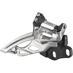 Shimano M785 XT 10 speed Double Front Derailleur, E Type, Dual Pull