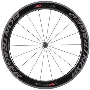 Bontrager Aeolus XXX 6 TLR 700C Rim Brake Front Road Wheel