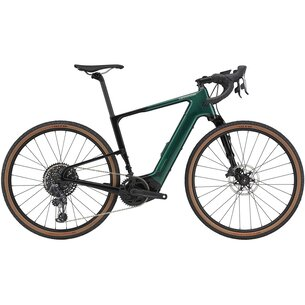 Cannondale Topstone Neo Carbon 1 Lefty 2021 Electric Gravel Bike