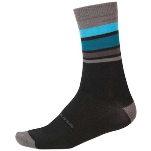 Endura Merino Stripe Sock