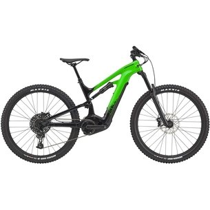 Cannondale Moterra 3 + 2021 Electric Mountain Bike