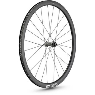 DT Swiss 1400 Spline 35 Clincher Disc Brake 700c Front Wheel