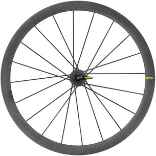 Mavic Cosmic Ultimate Tubular Rim Brake 700c Road Front Wheel