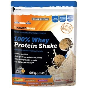 NAMEDSport Percent  Whey Protein shake   900g