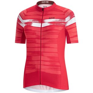 Gore C3 Womens Paint Short Sleeve Jersey