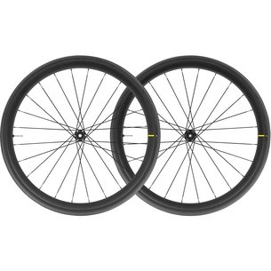 Mavic Cosmic Elite 2020 UST Tubeless Centre Lock Disc Brake 700c Road Wheelset